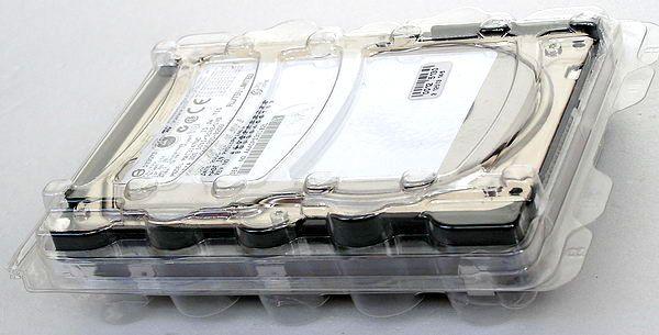упаковка жесткого диска