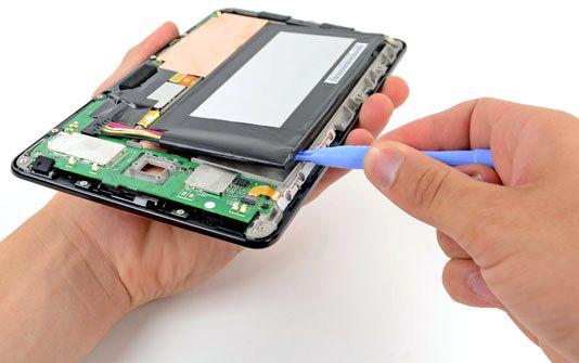 Восстановить файлы с планшета